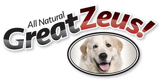 GREAT ZEUS DOG FOOD & TREATS
