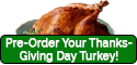 Pre Order your all natural hormone free Thanksgiving Turkey in Maryland