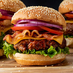 Bacon Burgers | Liberty Delight Firms